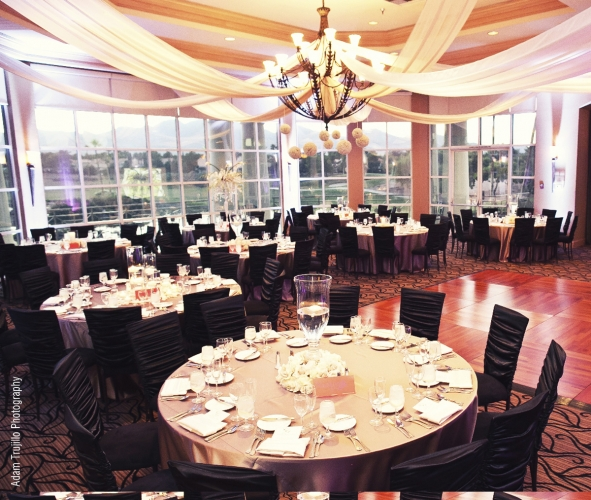 Banquet Halls In Las Vegas For Rent : Canyon gate country club las vegas adam trujillo photography