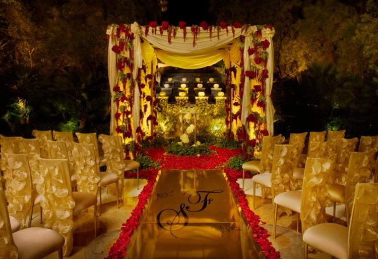 Weddings 2009 Four Seasons Las Vegas Mgm Mirage Events