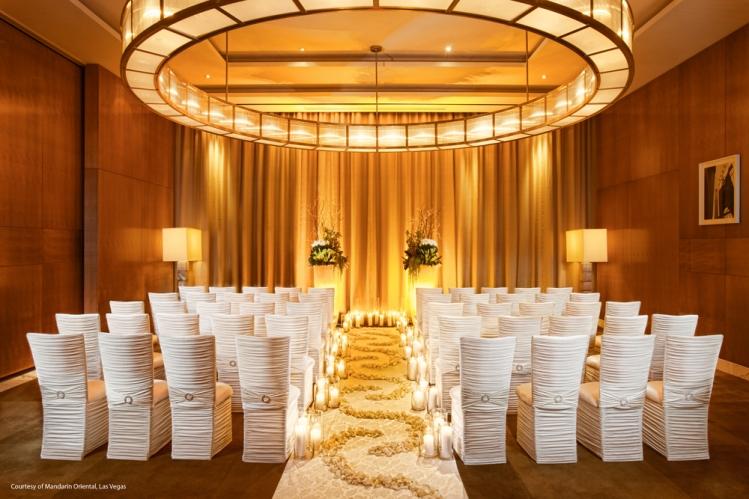 Weddings - 2012 - Mandarin Oriental, Las Vegas