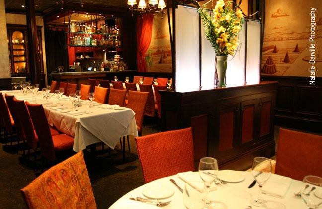 Restaurants - 2009 - Absinthe Private Dining, San Francisco