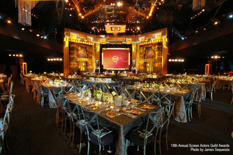 Awards Shows - 2012 - 18th Annual Screen Actors Guild Awards (A Wynning Event)