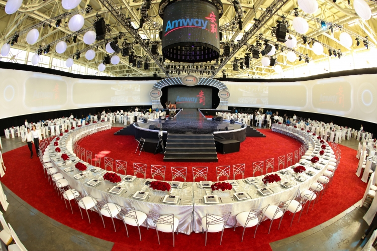 Corporate Events - 2015 - Amway Pearl Harbor (Eventworks, Inc.)