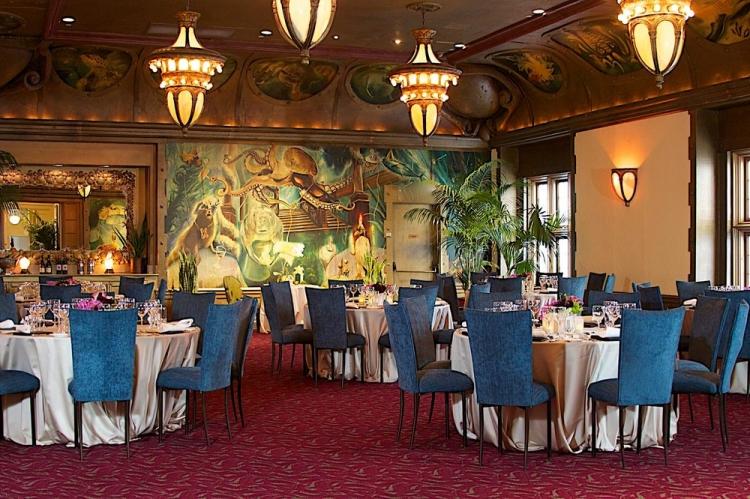 Restaurants - 2013 - Farallon San Francisco, Beluga Ballroom