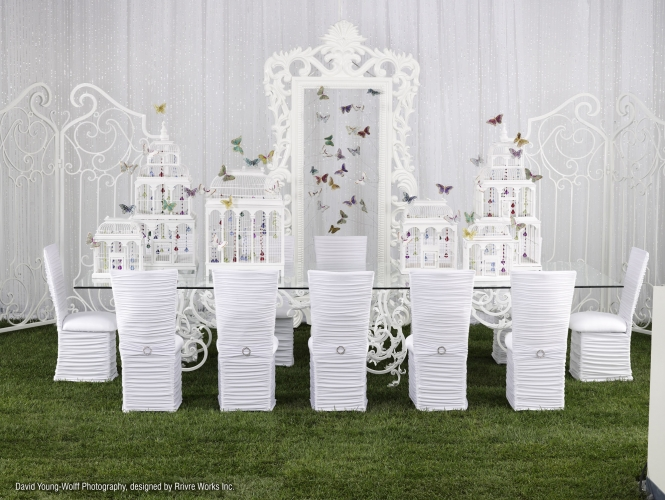 Intimate Events - 2008 - Enchanted White Chloe