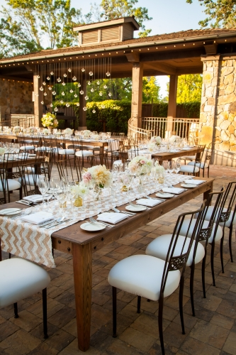 Weddings - 2018 - The Estate Yountville and Bright Event Rentals