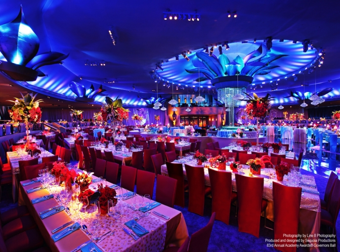 Awards Shows - 2011 - Academy Awards® Governors Ball (Sequoia Productions)