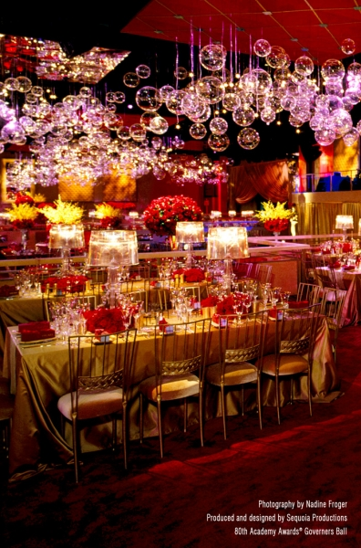 Awards Shows - 2008 - Academy Awards® Governors Ball (Sequoia Productions)
