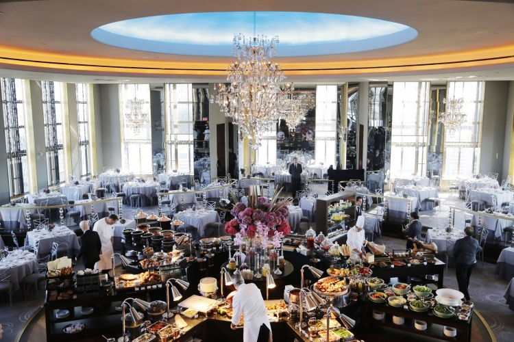 Restaurants - 2014 - Rainbow Room Reopening, New York