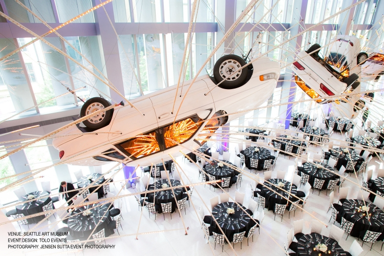 Corporate Events - 2015 - Seattle Art Museum (Tolo Events)
