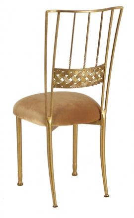 Gold Bella Braid with Gold Velvet Cushion (1)