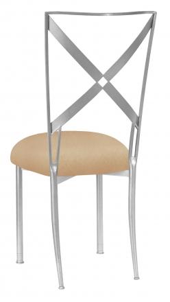 Simply X with Beige Stretch Knit Cushion (1)