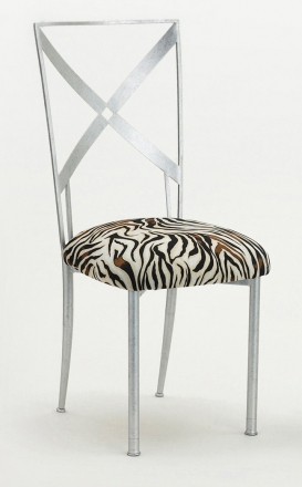 Simply X with Zebra Stretch Knit Cushion (2)