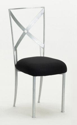Simply X with Black Stretch Knit Cushion (2)