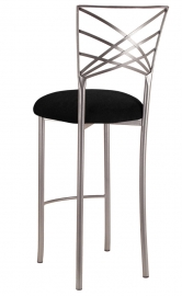 Fanfare - Silver Barstool Collection