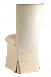 Parchment Linette Chair Cover and Cushion and Skirt