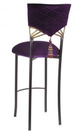 Velvet Barstool Collection