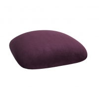 Chairs with Lilac Suede Cushions