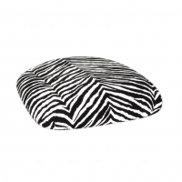 Chairs with Zebra Leatherette Cushions