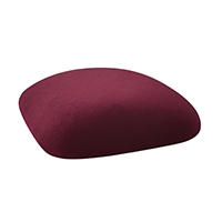 Chairs with Eggplant Velvet Cushions